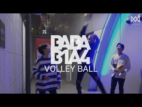 [BABA B1A4 2] EP.21 VOLLEY BALL
