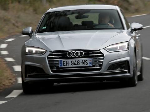 Audi A5 Sportback S line 2.0 TDI quattro 140 kW (190 ch) S tronic