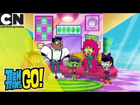 Teen Titans Go! | The Eighties | Cartoon Network UK 🇬🇧