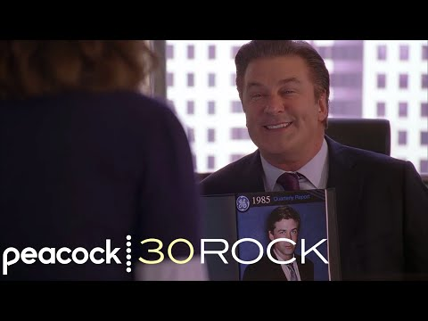 Jack's Perfect American Accent - 30 Rock