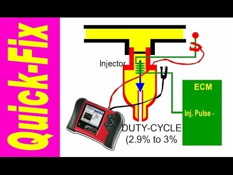 Fuel Injector Electrical Quick-Fix