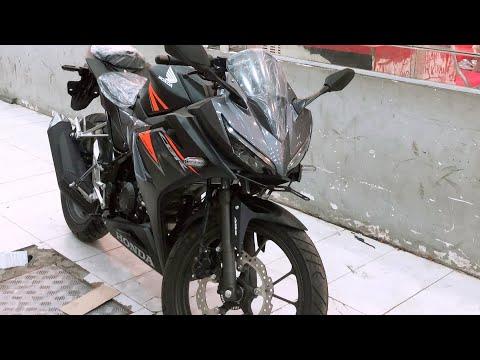Nam hihi - Honda Cbr 150 2019 - Thời lượng: 15 phút.