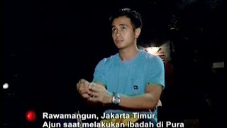Video Ajun Perwira saat melakukan ibadah di Pura Aditya Jaya, Jakarta Timur - Obsesi 03/05 MP3, 3GP, MP4, WEBM, AVI, FLV Juli 2019