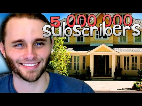 New House Tour | 5,000,000 Subscribers