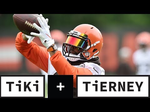 Video: Will Odell Beckham Jr. Ever Be Happy? | Tiki + Tierney