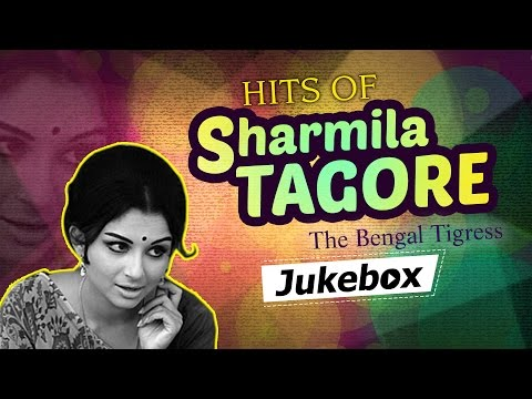 Video Hits of Sharmila Tagore - The Bengal Tigress | Bollywood Evergreen Songs (HD) download in MP3, 3GP, MP4, WEBM, AVI, FLV January 2017