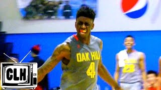 Dwayne Bacon GOES OFF at Marshall County - Oak Hill Basketball 2014-2015
