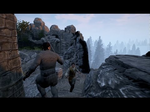 Chronicles of Elyria — бой в игре
