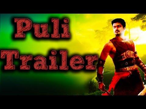 Puli movie trailer