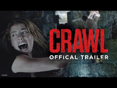 Crawl (2019) | Official Trailer | Paramount Pictures International