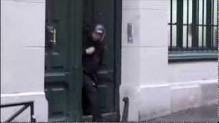 Incroyable, le président qui sort en douce, la vidéo !!! - YouTube