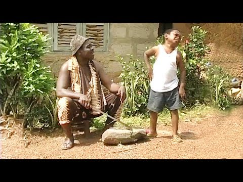 Mr Ibu And Pawpaw THE COLLABORATOR (LAFF GO FINISH YOU) - 2018 Latest NIGERIAN FUNNY COMEDY Movies
