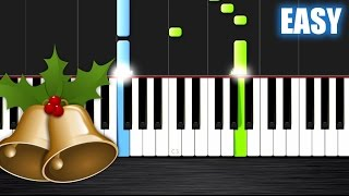 ingle Bells - EASY Piano Tutorial Ноты и М�Д� (MIDI) можем выслать Вам (Sheet music for piano)