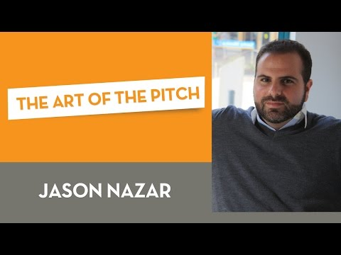 Raising Money: The Art of the Pitch