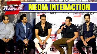 Video RACE 3 OFFICIAL TRAILER LAUNCH | MEDIA INTERACTION | SALMAN KHAN | Jacqueline Fernandez | Bobby Deol MP3, 3GP, MP4, WEBM, AVI, FLV Mei 2018