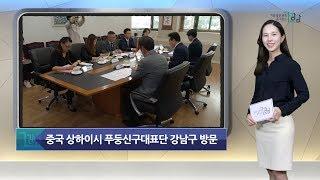 2019년 6월 넷째주 강남구 종합뉴스