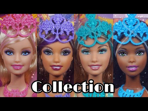 Barbie and the Three Musketeers Dolls Collection (2009)