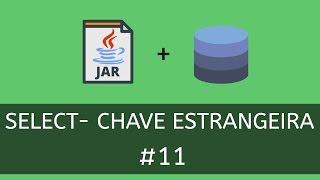 Consultando tabelas com chave estrangeira no banco de dados usando composição no Java. Aprenda a comunicar sua aplicação Java com Banco de Dados MySQL de forma simples usando a IDE Netbeans, usando o padrão DAO e ConnectionFactory.