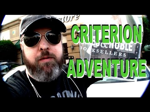 Criterion Adventure - Movie Adventure (part 1) !!