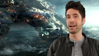 Independence Day: Resurgence - Trailer 2 Review by Jeremy Jahns