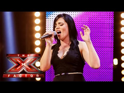 m. - Visit the official site: http://itv.com/xfactor Not many girls can get away with singing a U2 song, but 26-year-old Janet Grogan from Dublin most definitely can. SUBSCRIBE: http://bit.ly/TXFSub...