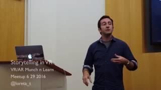 Storytelling In VR - Is It Here Yet?