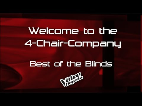 The Best of the Blinds Auditions / The Voice Nigeria Season 2