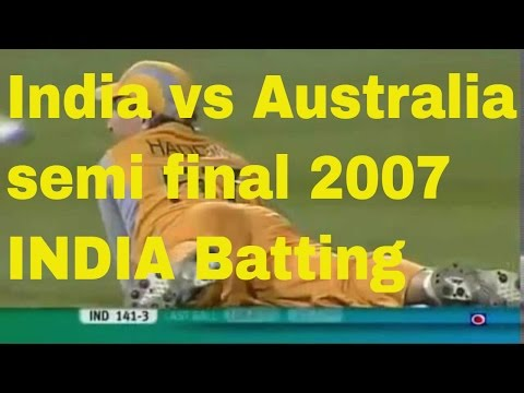 Download Indian team unforgettable batting in last 7 overs (T20 WORLDCUP semifinal 2007) HD Mp4 3GP Video and MP3