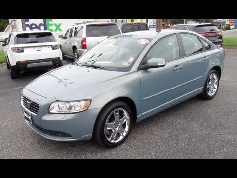 *SOLD* 2008 Volvo S40 T5 AWD Walkaround, Start up, Tour and Overview
