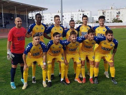 Resumen partido Isla Cristina FC-CD Guadalcacín