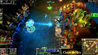 (HD143) Solo Queue Shlaya - League Of Legends Replay [FR]