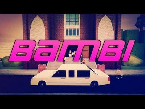 Bambi - Roblox Music Video - Spaniel72 Collab