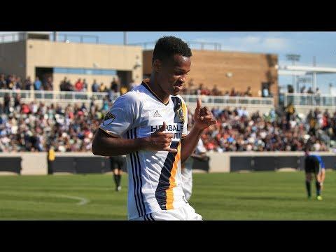 Video: Ola Kamara with a classy finish | Slo-Mo Goal