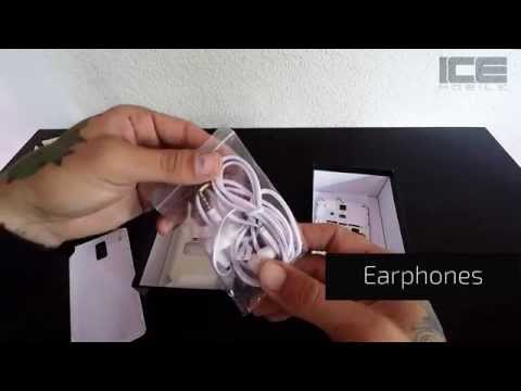 ICEMOBILE Prime 5.5 Unboxing