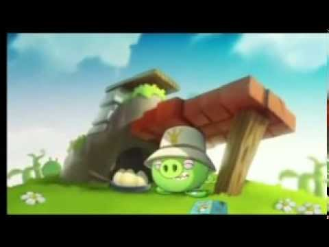 angry birds cartoon