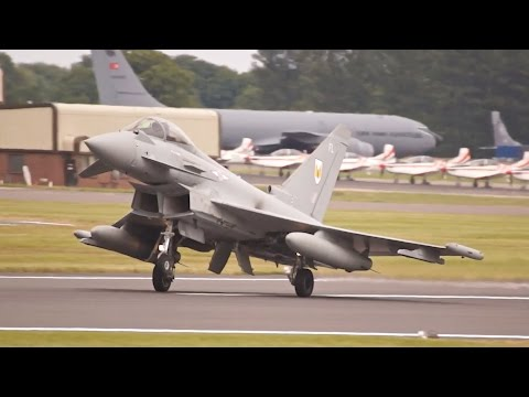 2 Eurofighter EF-2000 Typhoon FGR4...