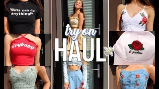 Video ♡ HUGE AFFORDABLE HAUL | zaful ♡ MP3, 3GP, MP4, WEBM, AVI, FLV Juni 2018