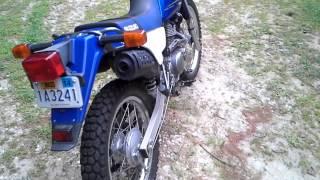 2. Suzuki dr 200