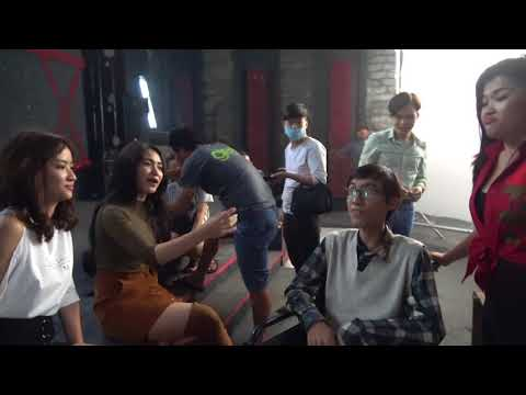 0 Rocker Nguyễn hé lộ hậu trường nụ hôn nóng bỏng với Angela Phương Trinh