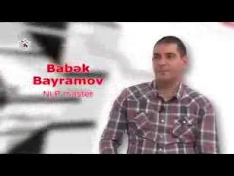 NLP Master Babək Bayramov MAG-da