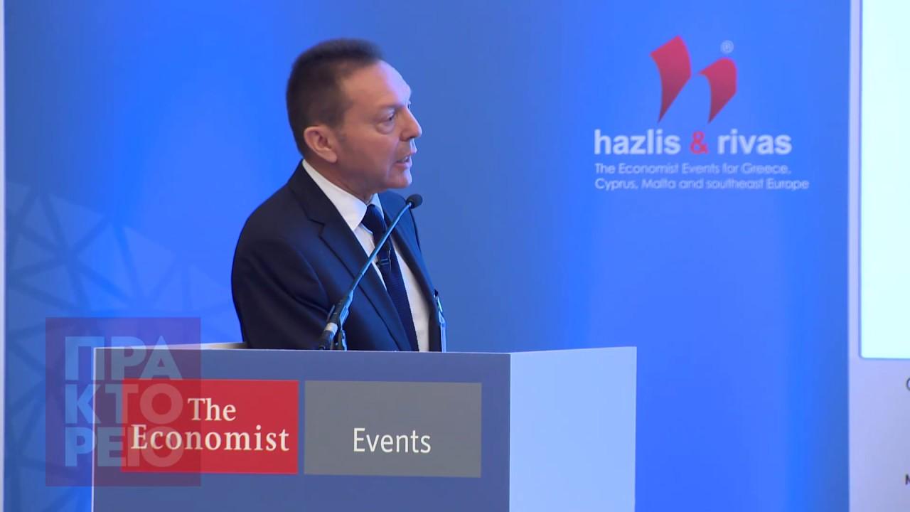 Γ. Στουρνάρας: Χωρίς προηγούμενο η πρόοδος που έχει σημειωθεί στην Ελλάδα