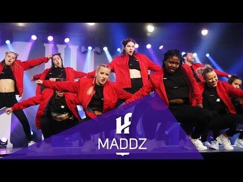 MADDZ   Hit The Floor Gatineau   Senior Highlights #HTF2016