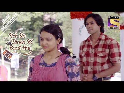 Yeh Un Dinon Ki Baat Hai | Sameer Follows Naina | Best Moments