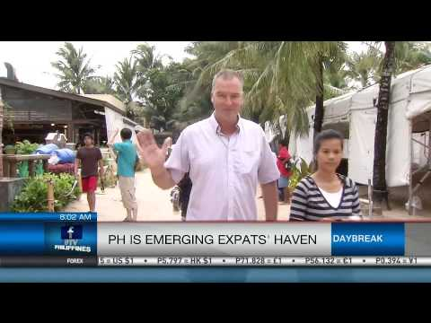 PH Is Emerging Expats' Haven