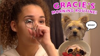 Download Lagu Gracie's Morning Routine (Weekend Edition!) Mp3