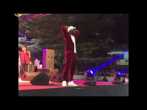 Mr. P (Peter Psquare) Gets Celebrated By Fans At The One Lagos Fiesta