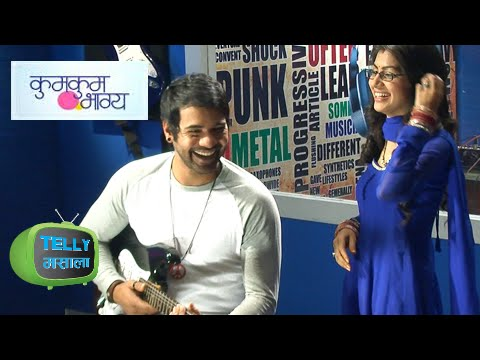 Video Rockstar Abhi Sings For Pragya In Kumkum Bhagya | Zee Tv Show download in MP3, 3GP, MP4, WEBM, AVI, FLV January 2017