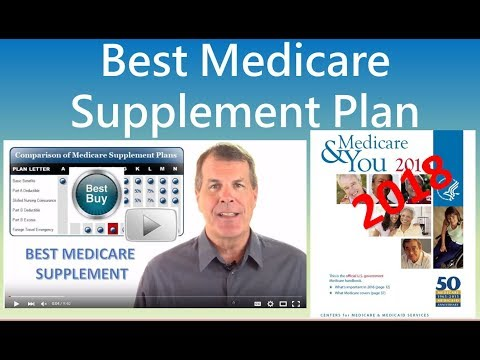 Best Medicare Supplement (2018) - Find the Right Plan
