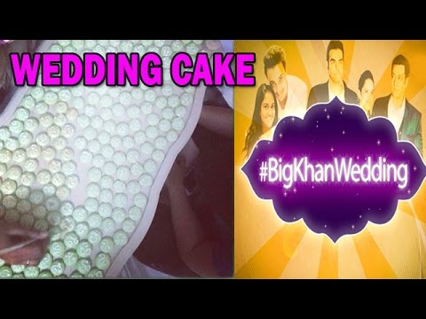 Arpita Khan wedding cake and goodies (Exclusive Video) Latest News ...