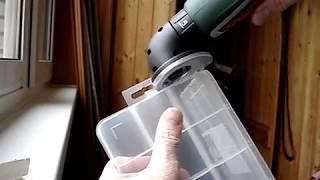 IXO Cutter   резка пластика